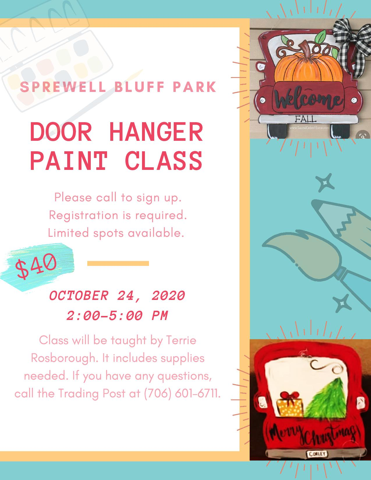 Door Hanger Paint Class Flyer-page-001